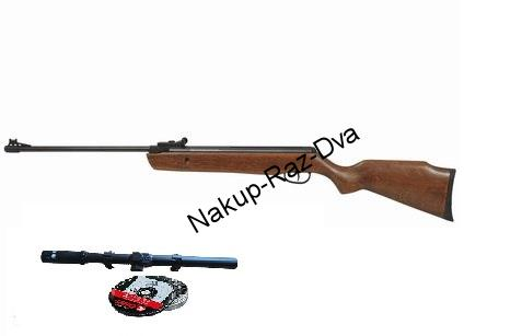 Vzduchovka Crosman Copperhead cal.4,5mm SET