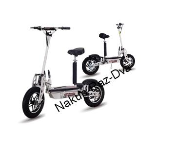 Tmax Scooter CHES-001B On road 1000W 36V