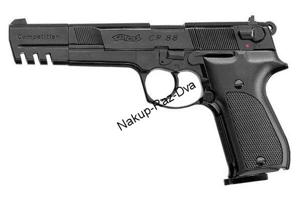 Vzduchová pistole Walther CP88 Competition