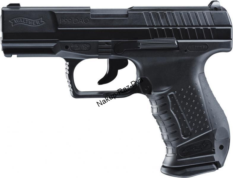 Airsoft Pistole Walther P99 DAO AGCO2