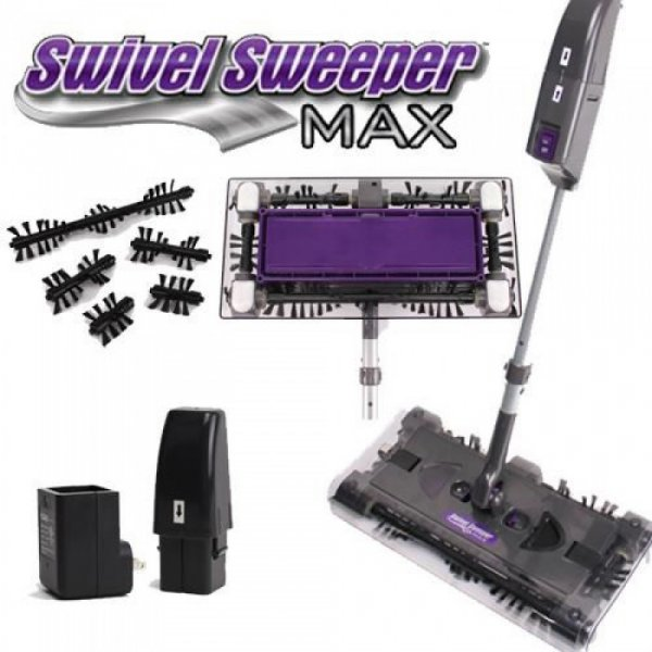 Zametač SWIVEL SWEEPER MAX