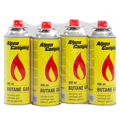 Plyn Alpen Gaz 400ml 4ks