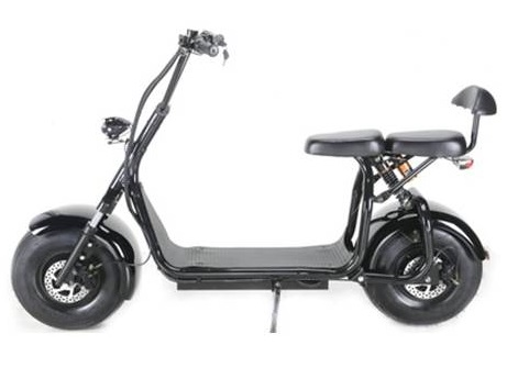Tmax Scooter Chopper 60V/1000W II black