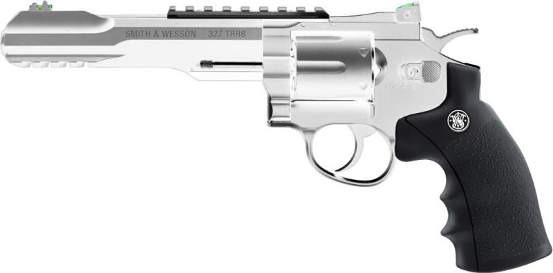 Vzduchový revolver Smith Wesson 327 TRR8 steel