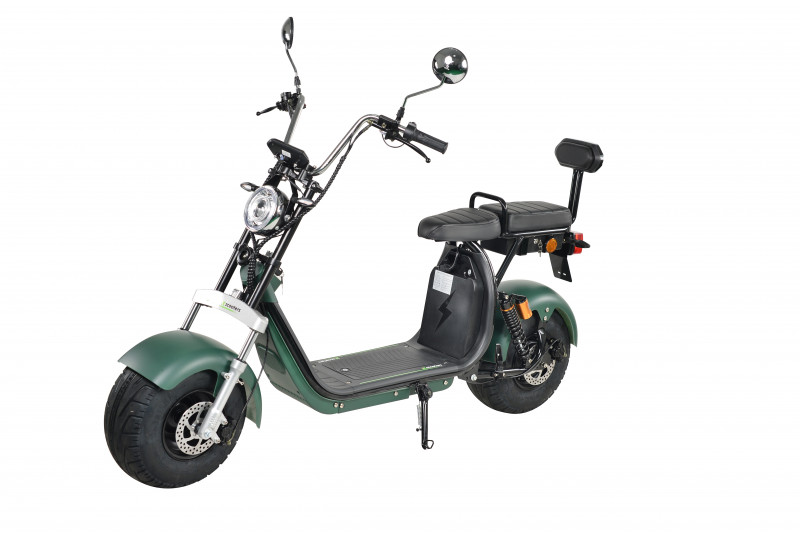 Elektrokoloběžka Chopper XR05 green