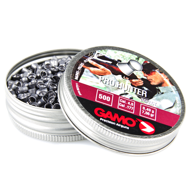 Diabolo Gamo Hunter 500ks cal.4,5mm