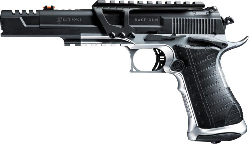 Airsoft Pistole Elite Force Racegun AGCO2