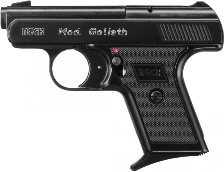 Plynová pistole Reck Goliath cal.9mm