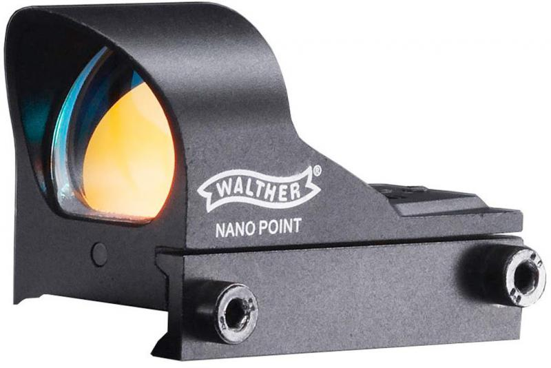 Kolimátor Walther Nano Point