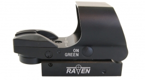 Kolimátor Raven Navy PointSight Red/Green
